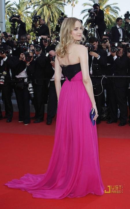 Alfombra roja de Cannes 2010