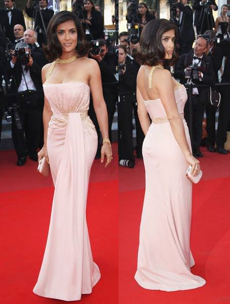 Cannes 2010: Cannes 2010: Salma Hayek