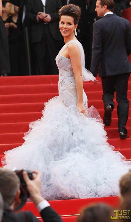 Alfombra roja de Cannes 2010: Kate Beckinsale