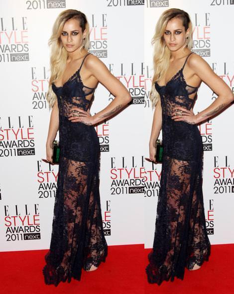 Alfombra roja Elle Style Awards 2011
