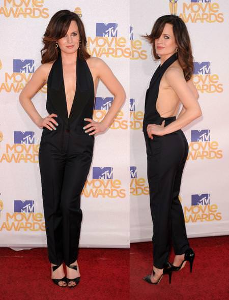 Alfombra roja MTV Movie Awards 2010