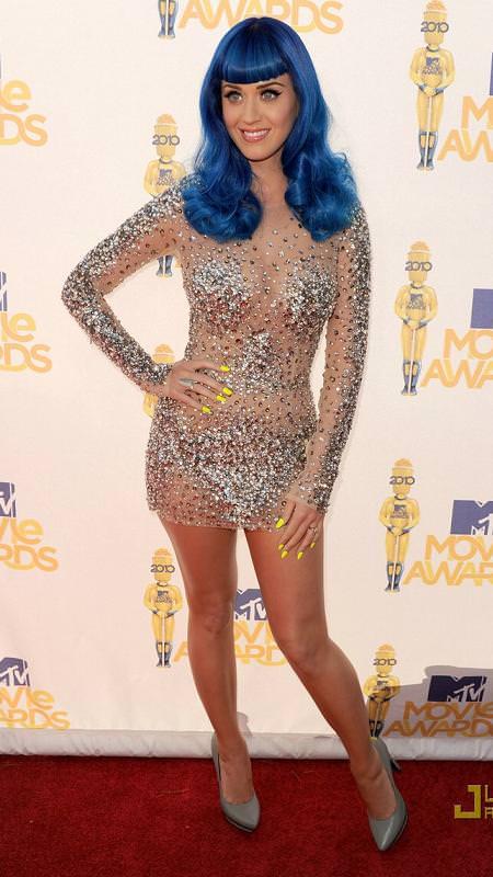 Alfombra roja MTV Movie Awards 2010