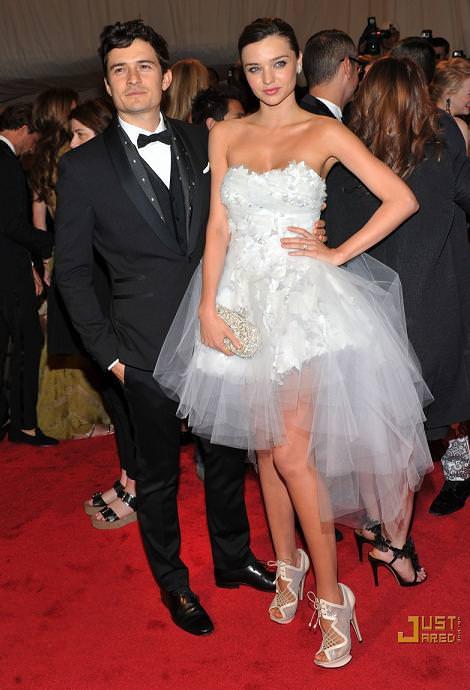 Alfombra roja MET Costume Institute Gala 2011