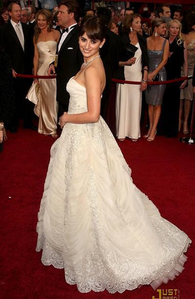 Penelope Cruz en los Oscar 2009