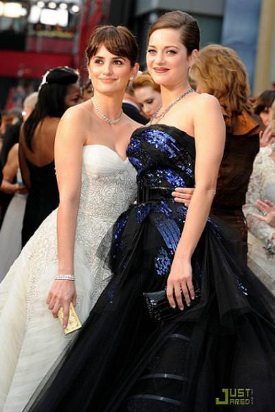 Penelope Cruz y Marion Cotillard