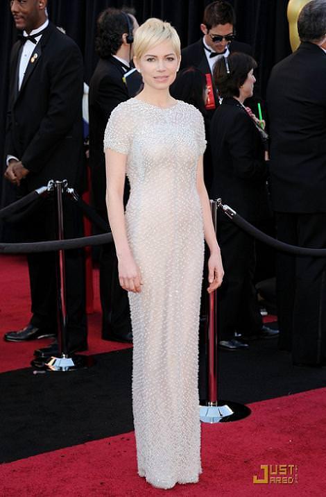 Alfombra roja Los Oscar 2011