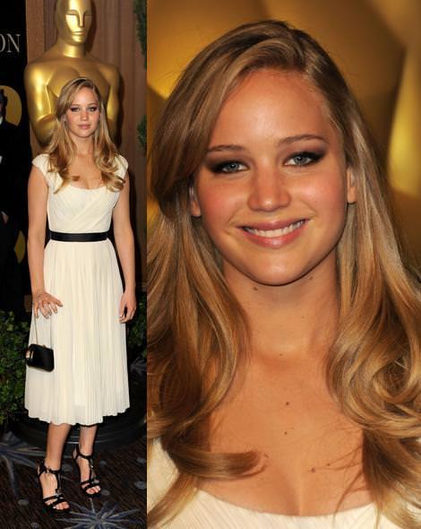 Los Oscar 2011: Almuerzo de los nominados