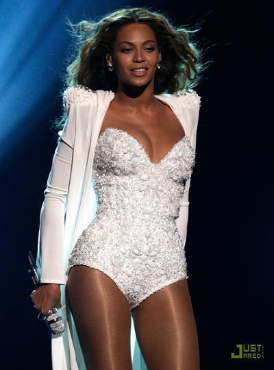 Beyoncé actuó en los Bet Awards