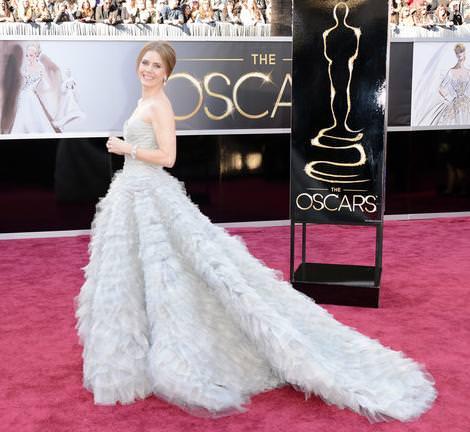 Los Oscar 2013 los mejores vestidos de fiesta