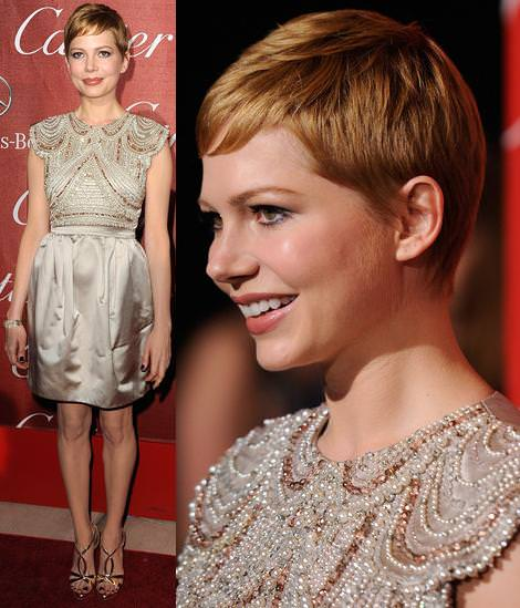 Alfombra roja de Palm Springs: Michelle Williams