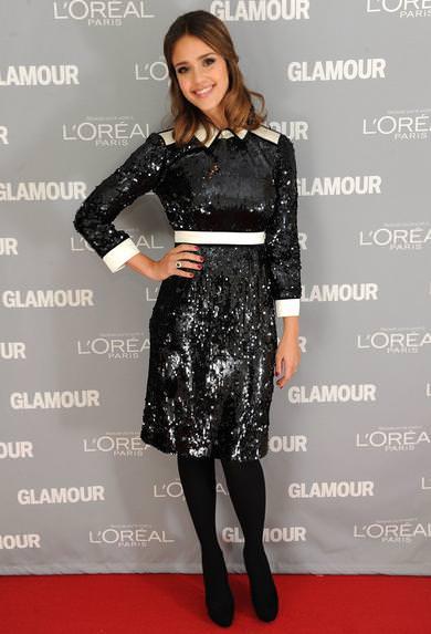 Fiesta Glamour: Mujer del año 2011