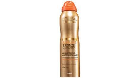 Bronceado spray