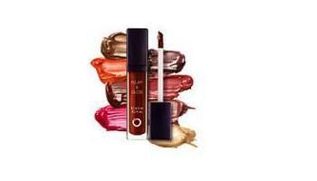 trucos maquillaje de fiesta brillo gloss labios