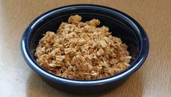 copos de cereales ricos en hierro