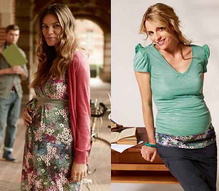 Ropa de embarazada: primavera 2011