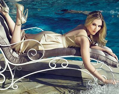 Scarlett Johansson, ahora también con Mango