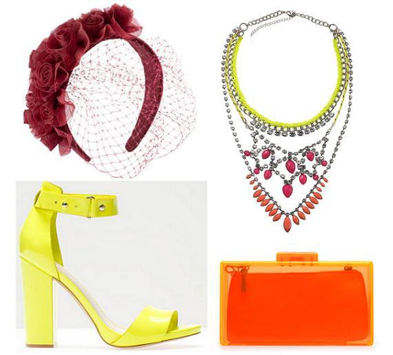 Accesorios de fiesta moda primavera verano 2013