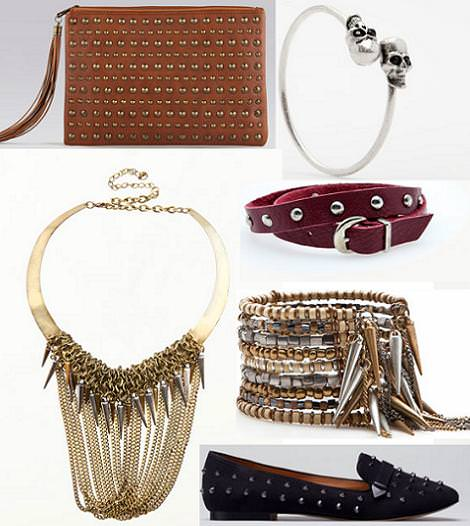 Moda otoño invierno 2012 2013: accesorios