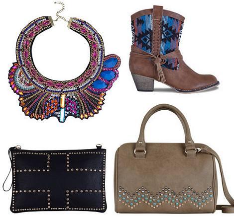 Accesorios de moda primavera verano 2013