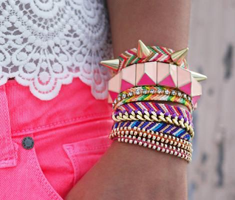 Complementos de moda verano 2012