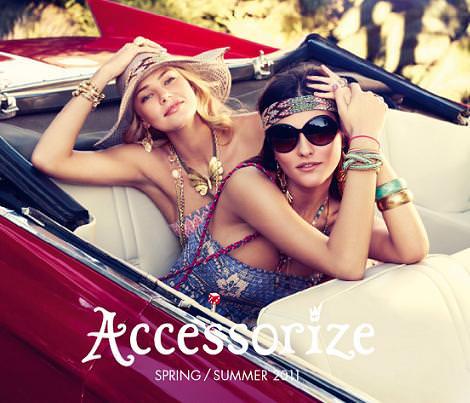 Accessorize catálogo primavera verano 2011