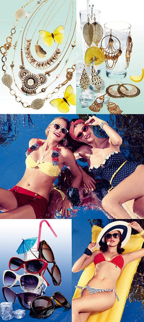 Accesorize catálogo primavera verano 2011