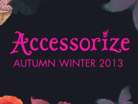 colección accesorize otoño invierno 2013 2013 el vídeo