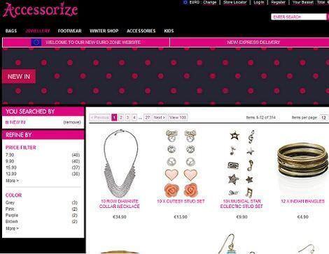 accesorize tienda online