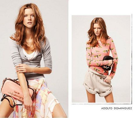 Cat logo de adolfo dom nguez primavera 2012 demujer moda for Catalogo de adolfo dominguez