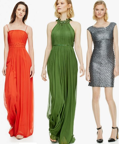 Los vestidos de fiesta de adolfo dom nguez primavera for Vestidos fiesta outlet adolfo dominguez