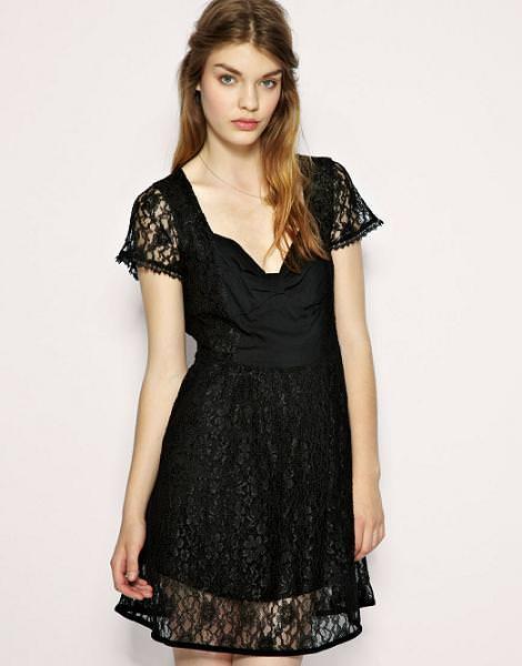 Tendencias vestidos cortos de FIESTA (otoño invierno 2010 2011) hspace=