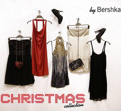 Vestidos de fiesta de Bershka, del otoño invierno 2009 2010
