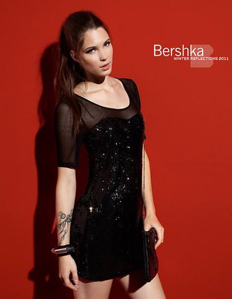 Tendencias en looks de fiesta de Bershka (2010/2011)