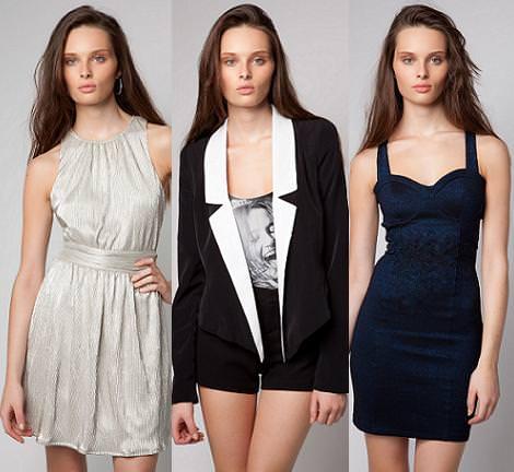 Bershka otoño 2011: Nueva ropa