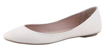 Zapatos de Bershka, verano 2010