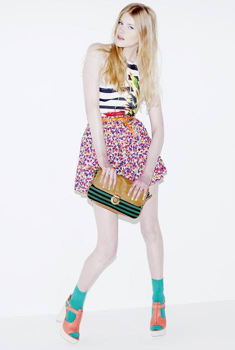 Bershka catálogo verano 2011
