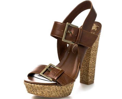 Bershka zapatos primavera verano 2011