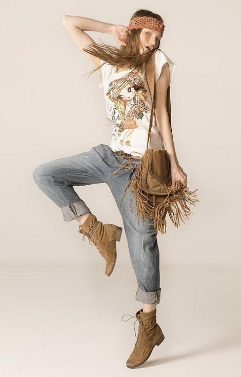 Tendencias en jeans primavera 2011
