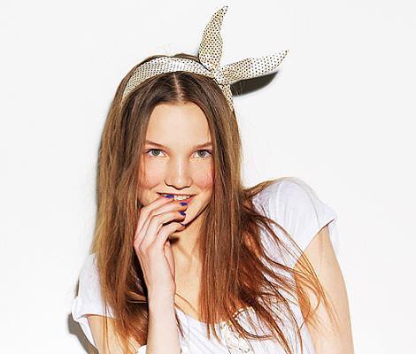 Accesorios para el pelo demujer moda for Diademas de tela para el cabello