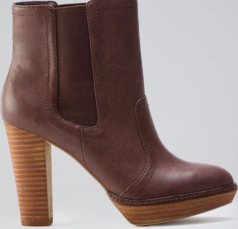 zapatos de bershka marron