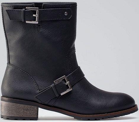 zapatos de bershka motero