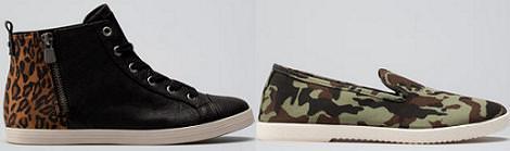 Bershka zapatos otoño 2012