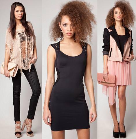 Nueva ropa de Bershka primavera 2012