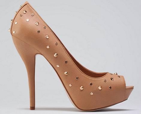 Bershka zapatos verano 2012