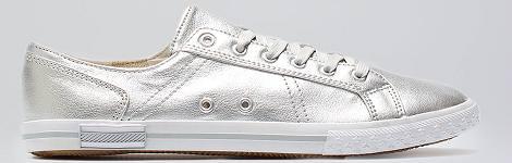 Zapatos de moda de Bershka primavera 2012