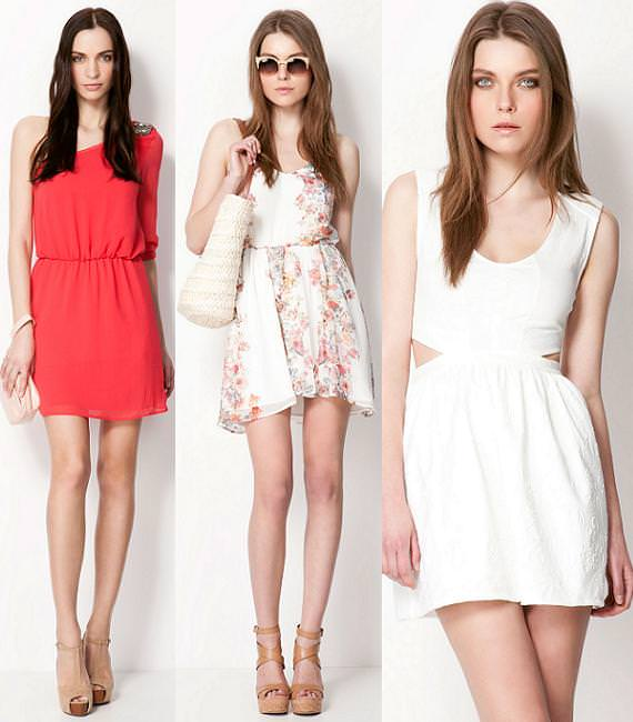 bceb5e23f Bershka moda primavera verano 2013 novedades