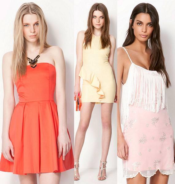 Bershka moda primavera verano 2013 novedades