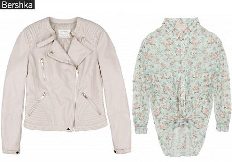 Nueva colección de ropa y accesorios de Bershka para primavera verano 2014