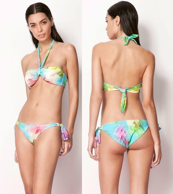 Bershka bikinis primavera verano 2013 tendencias y precios