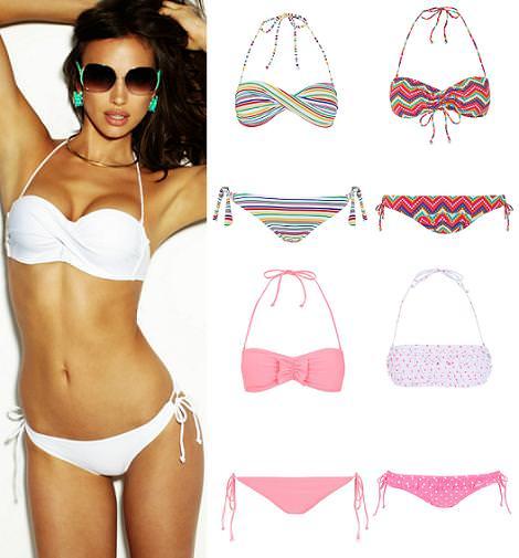 Los mejores bikinis 2012